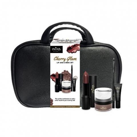 Inika Organic - Lip and Cheek Set