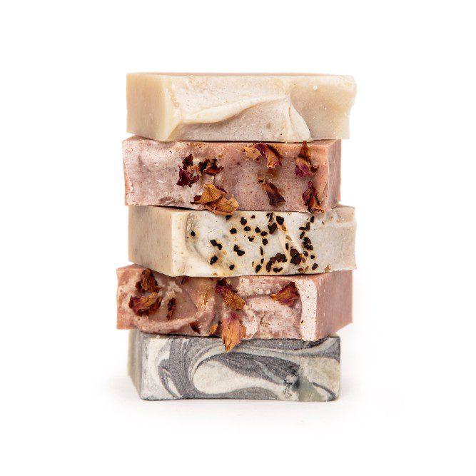 Natural Hand Made Soap